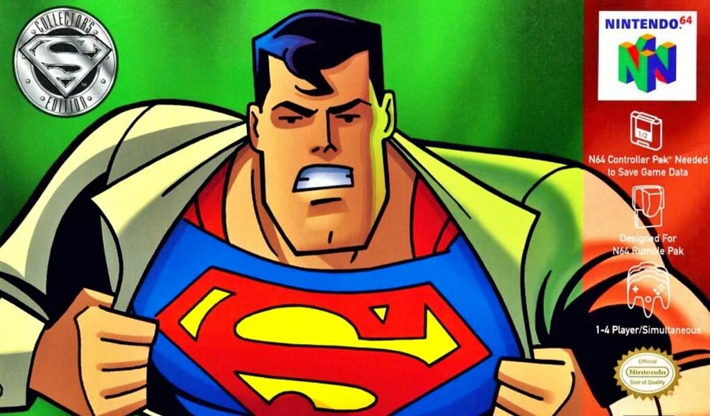 Superman 64 quizás no sea el peor videojuego de la historia, pero es un despropósito total