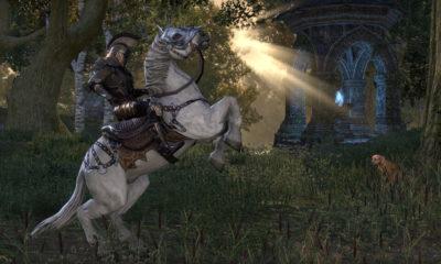 The Elder Scrolls Online, el MMORPG de Bethesda, será el primer juego compatible con la tecnología Nvidia DLAA