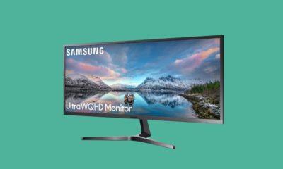 Este monitor ultrawide de Samsung con resolución 1440p y 34″, a mínimo histórico: puedes hacerte con él por 100 euros menos en Amazon