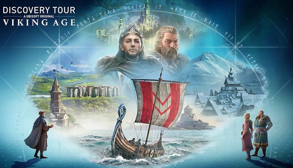 Assassin's Creed Valhalla recibirá en octubre su propio Discovery Tour y gratis para los que tengan una copia del juego