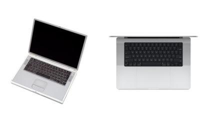 El nuevo MacBook Pro 2021 es una vuelta a los orígenes del PowerBook G4 Titanium de 2001