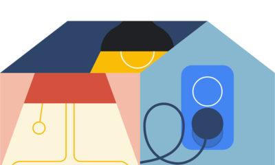 Google Home ya permite activar las rutinas en 'En casa' y 'Ausente' cuando llegas o sales de otra ubicación