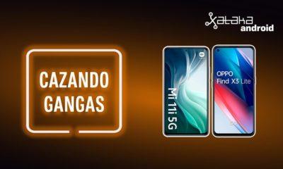 Xiaomi Mi 11i con súper rebaja, OPPO Find X3 Lite a precio de locura y más ofertas, Cazando Gangas
