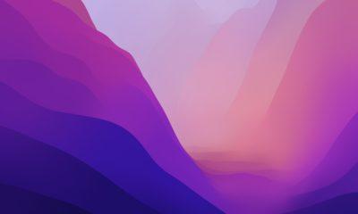 Así es el nuevo protector de pantalla de macOS Monterey que anima el icónico fondo con un resultado muy atractivo