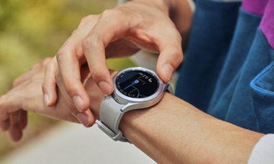 Los Samsung Galaxy Watch 4 se actualizan con una detección de caídas mejorada, más gestos de control y nuevas esferas