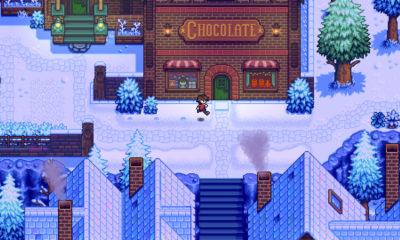 Haunted Chocolatier es el nuevo juego del creador de Stardew Valley y este es el primer gameplay